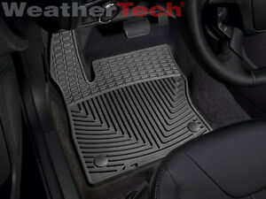 Weathertech All Weather Floor Mats Ford Focus 2012 2016 Black