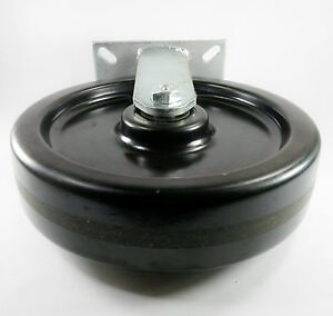 12 X 3 Heavy Duty Phenolic Wheel Caster Rigid