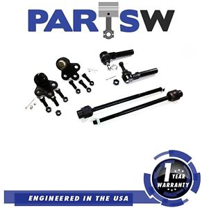 Inner Outer Tie Rod Ends Ball Joints For Impala Pontiac Grand Prix 1997 2003