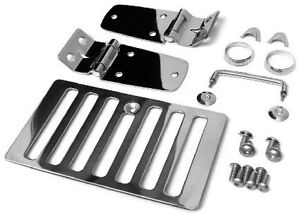 1998 2006 Jeep Wrangler Unlimited Hood Hinge Kit Stainless Steel Set