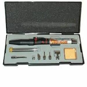 Power Probe Soldering Kit Pencil Style With Case