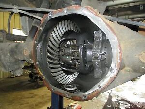 2009 09 3500 Chevy Express Gmc Savana Rear End Differential 9 5 4 10 Posi