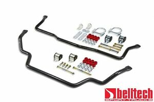 Belltech 67 70 Ford Mustang Cougar Sway Bar Set 9964
