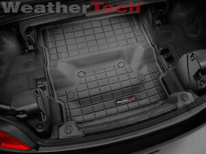 Weathertech Cargo Liner Trunk Mat For Bmw Z4 2009 2016 Black