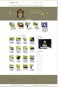 Affiliate Pets Online Business Turnkey Website For Sale