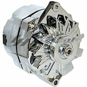 High Output Alternator For Gm Chevy Buick Oldsmobile Pontiac 200a Amp 12 O Clock