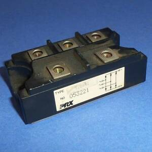 Prx Powerex Bridge Rectifier Power Module 120641
