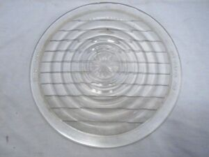 Vintage Clamert Glass Model T A Headlight Lens Cover Head Light 8 1 4 Auto Car