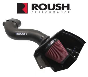 2005 2009 Ford Mustang Gt 4 6 V8 Roush Cold Air Intake Kit System 402099 17 Hp
