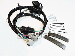 Land Rover Lr4 Tow Hitch Trailer Wiring Wire Harness Kit Lr4 10 12 Vplat0013 New