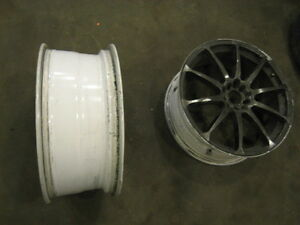 2002 Lexus Is300 Pair Adr Rims 18x7 5jj 2