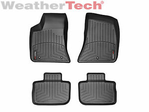 Weathertech Floor Mats Floorliner For Charger Rwd 300 Rwd 2011 2019 Black