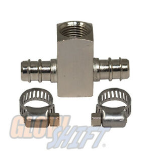 T Fitting Adapter For Boost Gauges Powerstroke Map Line Boost Line 1 8npt Diesel