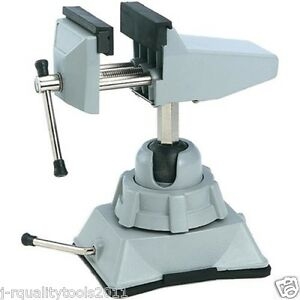 Pro Mini Tool Soft Jaw Vice Universal Clamp On Hobby Jeweler s Bench Table Vise