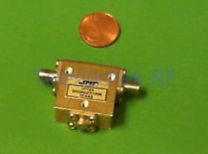 Rf Microwave Single Junction Isolator 7 5 Ghz Cf 5 Ghz Bw 10 Watt Cw Data