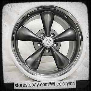 17 Inch Gunmetal Ford Mustang Bullet Oe Factory Replica Wheels 5x4 5 17x9 33