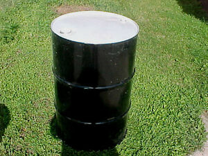 Metal Steel 55 Gallon Barrel Barrels Make Ugly Drum Smoker Uds Drums Or Grills