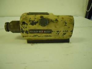 27000 Rpm 2 Heald Red Head 1836 1a Internal Grinding Spindle