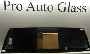 Fits 2009 2018 Dodge Ram Power Sliding Rear Window Privacy Tinted Back Glass Oee