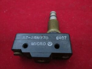 Micro Switch Bz 2rn770 Limit Switch