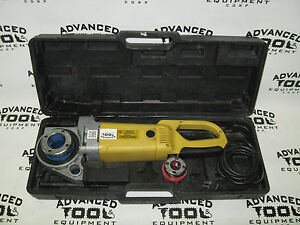 Central Machinery 95955 Portable Electric Pipe Threader With 1 1 4