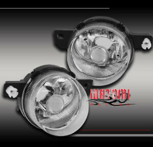 93 94 95 Honda Del Sol S Si Vtec Bumper Driving Fog Light Jdm Chrome Replacement