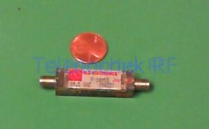 Rf If Microwave Bandpass Filter 19 49 Ghz 320 Mhz Bw Data