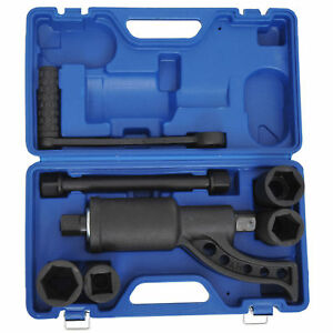 Heavy Duty Torque Multiplier Set Wrench Lug Nut Labor Saving Lugnut Remover Case