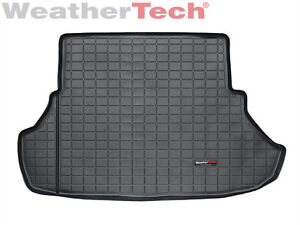 Weathertech Cargo Liner Trunk Mat For Mitsubishi Lancer Sedan 2008 2017 Black