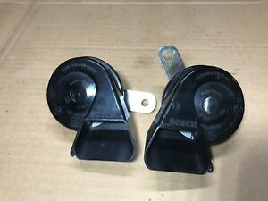 Bosch Universal 12 Volts Car Horn High And Low Tone