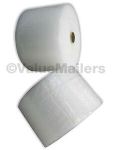 Small Bubble Roll 3 16 X 300 X 12 Perforated 3 16 Bubbles 300 Square Feet