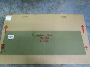 1966 1977 Ford Bronco 2 Door Utility Windshield Glass Dl1084gtn