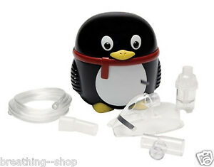 Pediatric Penguin Compressor And Nebulizer Free Fedex Shipping Over 300 Sold