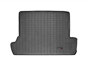 Weathertech Cargo Liner For Toyota 4runner With 3rd Row Seats 2010 2019 Black
