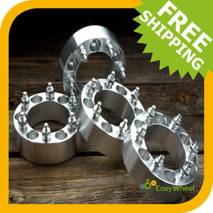 6x135 Wheel Spacers 2 Inch Set Of 4