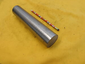 Stainless Steel Round Bar Stock Machine Shop Rod Material 2 1 2 X 11 Long
