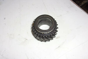 Good Used Saginaw 4 Speed 3rd Speed Gear 21 Tooth Wt302 11