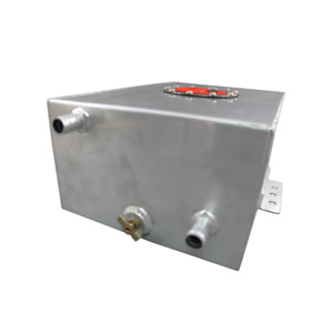 Ice Box Tank Reservoir Air To Water Intercooler 2 4 Gal