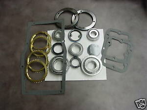 Dodge Getrag G360 5spd 88 93 Transmission Bearing Kit With Syncro Rings