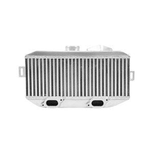 Top Mount Intercooler For 02 07 Subaru Wrx Sti 20x11 5x4 Bar plate