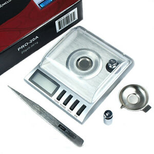 Horizon PRO-20 20g x 0.001g High Precision Digital Scale for reloading  jewelry