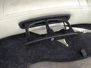 2007 Saab 9 5 9 5 Sedan Rear Seat Cup Holder Oem 03 04 05 06