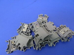 Phaenic Contact Uk10 Terminal Block Nnb Lot Of 15