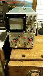 Type 564b Storage Oscilloscope With Auto erase