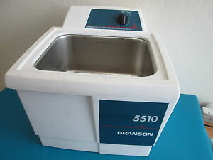 Bransonic 5510r mt Digital Ultrasonic Water Bath 5510
