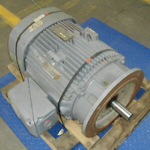 Ge 30hp Energy Saver Extra Severe Duty Ac Motor 5ks365ss930d8rx