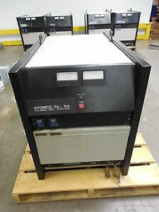 Uvonics Advanced Robotics Arc Power Source Lsc 750 3 Ph 240 480 V 46 4 Kva 36 Kw