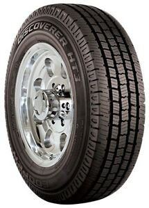 4 New 245 70 17 Cooper Ht3 Tires 10ply 70r17 R17 70r