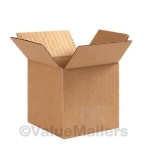 18x14x6 25 Shipping Packing Mailing Moving Boxes Corrugated Carton