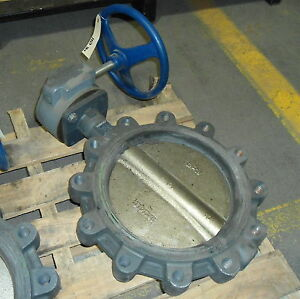 Nibco 10 250 Cwp Butterfly Valve Ld 3110
